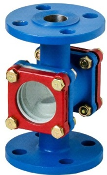 Drip Tube Vane Type Sight Flow Indicator Manufacturer Supplier Stockiest in India