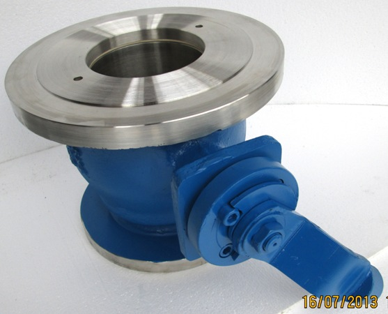 SS 304 316 304L 316L Alloy20 HastAlloy Flush Bottom Valve Manufacturers Exporter Supplier Stockiest in India