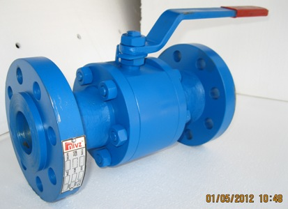 API 6D FIre Safe Design Ball Valve Manufacturers Exporters Supplier Stockiest