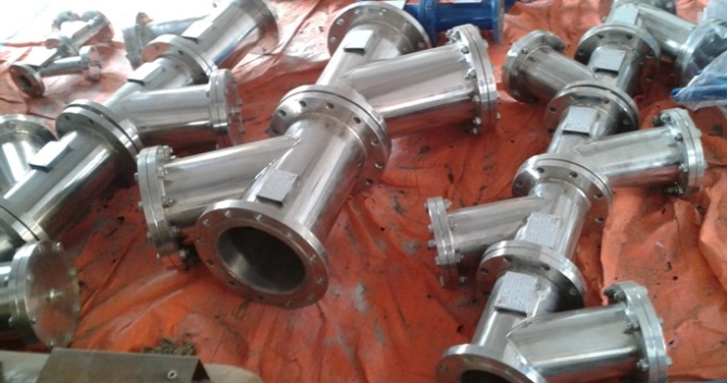 CS WCB MS SS304L 316L Duplex Steel Y Strainer Manufacturer Exporter India