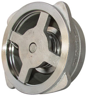 Wafer Type Disc Check Valve Manufacturer Exporter in India