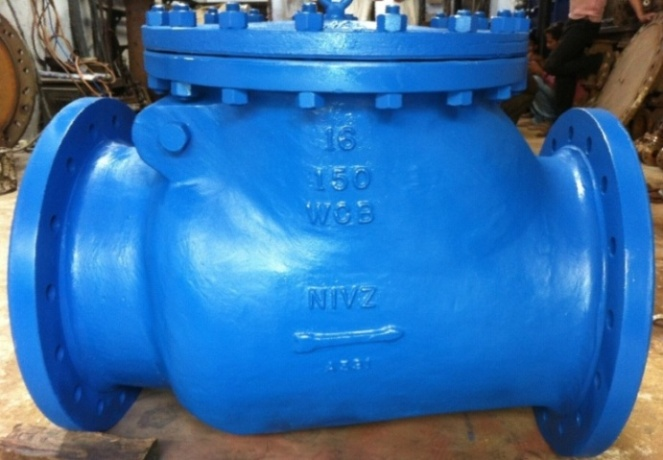 Swing Type Check Valve Non Return Valve Manufacturer