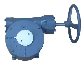 Worm Gear Quarter Turn Actuator For Butterfly Valve Manufacturer Exporter in India