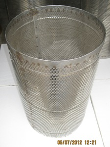 Wire Mesh Filter Element for Strainer Manufacturers Exporter India